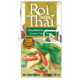 Roi Thai Soup Green Curry 500ml