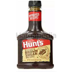 Hunt's Hickory & Brown Sugar BBQ Sauce 510gm
