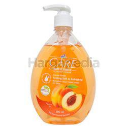 Goodmaid Care Liquid Hand Soap Peach 500ml