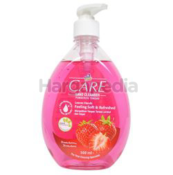 Goodmaid Care Liquid Hand Soap Strawberry 500ml