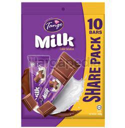 Tango Milk Chocolate Share Pack 10x15gm
