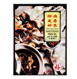 Yew Chian Haw Bah Kut Teh Soup Herbal Mix 50gm