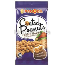 Pagoda Chicken Flavour Coated Peanuts 30gm