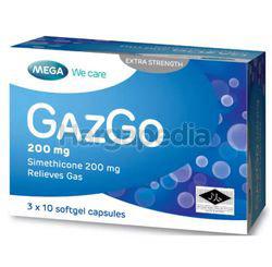 Mega Gazgo 30s