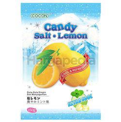 Cocon Menthol Salt & Lemon Candy 150gm