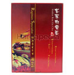 Yew Chian Haw Hakka Rou Gu Cha Box Chicken Herbal Soup 100gm