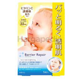 Barrier Repair Facial Mask Brightening 5s