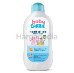 Baby Carrie Head To Toe Gentle Wash 250gm