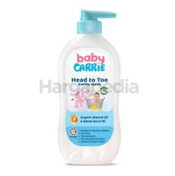 Baby Carrie Head To Toe Gentle Wash 500ml