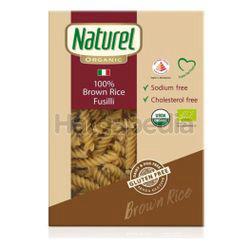 Naturel Organic Gluten Free Pasta Brown Rice Fusilli 250gm