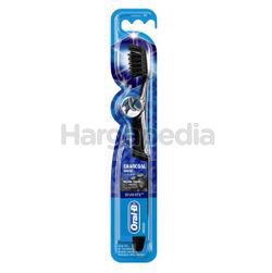 Oral-B Charcoal White Toothbrush 1s
