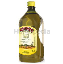 Borges Extra Light Olive Oil 2lit