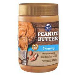 CED Peanut Butter Creamy 500gm