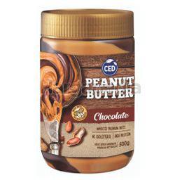 CED Peanut Butter Chocolate Stripes 500gm
