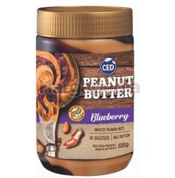 CED Peanut Butter Blueberry Stripes 500gm