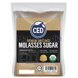 CED Organic Molasses Sugar 850gm