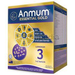 Anmum Essential Gold Step 3 Plain 1.1kg