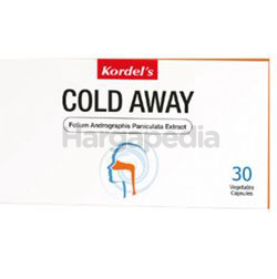 Kordel's Cold Away 30s