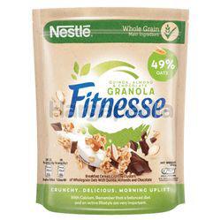 Nestle Fitnesse Granola Oats Quinoa, Almonds & Chocolate 300gm
