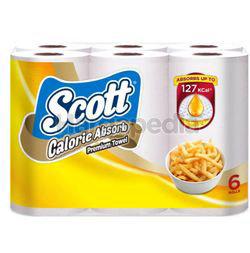 Scott Kitchen Towel Calorie Absorb 6s
