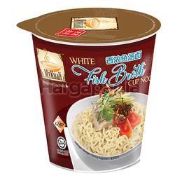 My Kuali Fish Broth Noodles Cup 75gm