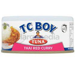 TC Boy Tuna Thai Red Curry 150gm