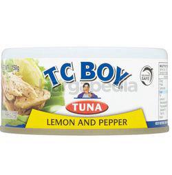 TC Boy Tuna Lemon And  Pepper 150gm
