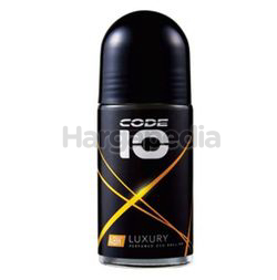 Code 10 Deodorant Roll On Luxury 50ml