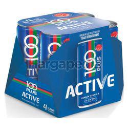 100Plus Active Replenish Isotonic 4x300ml