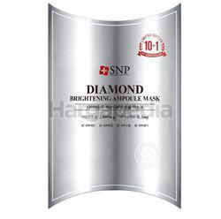 SNP Diamond Brightening Ampoule Mask 10s
