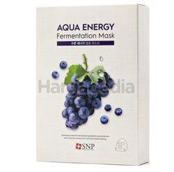 SNP Aqua Energy Fermentation Mask 10s