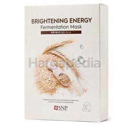 SNP Brightening Energy Fermentation Mask 10s