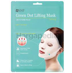 SNP Green Dot Lifting Mask 20s
