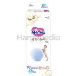 Merries Tender Love Tape Baby Diapers L34