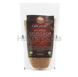 Country Farm Organics Javanese Coconut Sugar 250gm