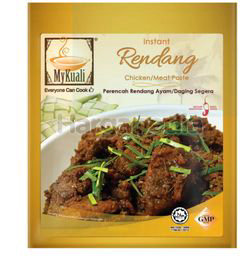 My Kuali Instant Rendang Chicken Meat Paste 120gm