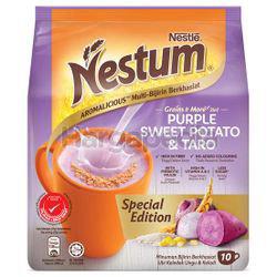 Nestum 3in1 Cereal Drink Purple Sweet Potato & Taro 10x27gm