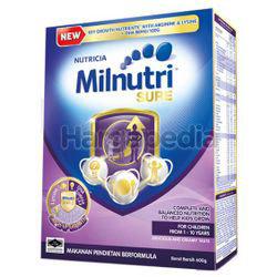 Nutricia Milnutri Sure Regular 600gm