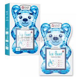 SNP Ice Bear Hyaluronic Mask 10s