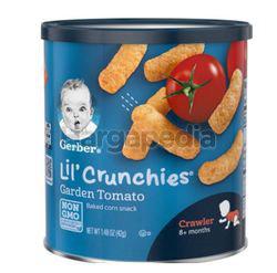 Gerber Lil Crunchies Garden Tomato 45gm