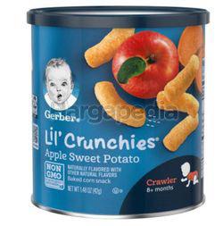 Gerber Lil Crunchies Apple Sweet Potato 45gm