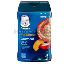 Gerber Baby Probiotic Oat & Peach Apple Cereal 227gm