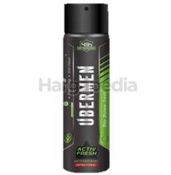 Uber Men Deo Spray Active Fresh 150ml