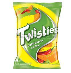 Twisties Snack Chilli Cheese 60gm
