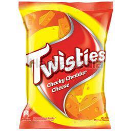 Twisties Snack Cheddar Cheese 60gm
