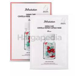 JM Solution Derma Care Centella Repair Capsule Mask 10s
