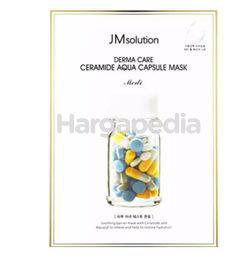 JM Solution Derma Care Ceramide Aqua Capsule Mask Clear 10s