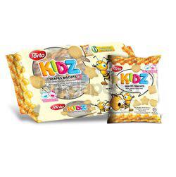 Torto Kidz Shapes Biscuits Vanilla Flavour 120gm