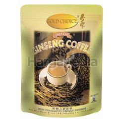 Gold Choice Instant Ginseng Deluxe Coffee 20x20gm
