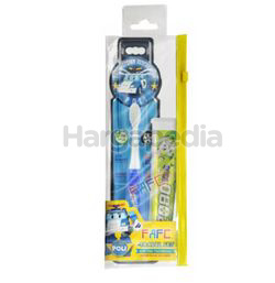 FAFC Robocar Poli Kids Toothbrush Travel 1set